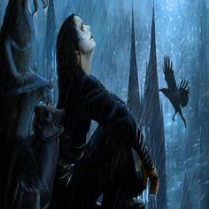 Luke Evans To Star in The Crow Reboot - iHorror Dark Fantasy Art, Dark Art, Fantasy Men, The Crow, Luke Evans, Michael Buble, George Michael, Girl Illustration Art, Jack Huston