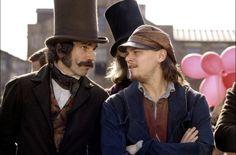Gangs of New York - Leonardo DiCaprio - Daniel Day-Lewis