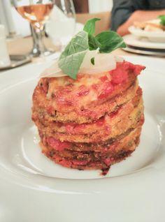Vinete a la parmegiano Salmon Burgers, Ethnic Recipes, Food, Salmon Patties, Essen, Yemek, Meals
