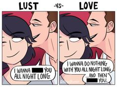 This-comic-perfectly-captures-the-difference-between-lust-and-love7