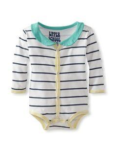 Baby Back To Nursery Cardigan Bodysuit at MYHABIT. $18