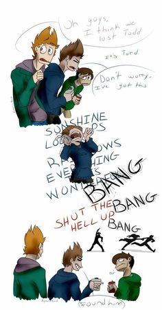 whelp there's one way to find tord