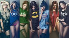Superhero boudoir poses -This is why I need to marry a nerdy guy like me. Poses Boudoir, Boudoir Photography, Boudoir Pics, Lady Photography, Dc Comics, Cosmic Comics, Nerd Sexy, Sexy Geek, Shooting Photo Boudoir