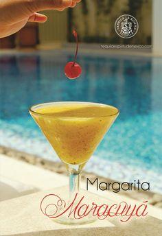 ¿Sabías que la maracuyá tiene propiedades relajantes? La mejor sugerencia para finalizar tu recorrido en #LaRojeña...