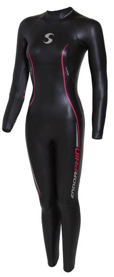2012 Women's Synergy Endorphin   Full Sleeve Wetsuit