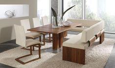 Mesa de comedor / moderna / de madera / rectangular ET364 Alfons Venjakob GmbH & Co. KG