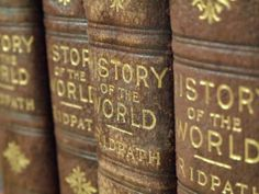 These history books will give you a good general understanding of world history, as compiled by history teachers and professors. World History.