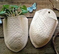 Little Brick House Clayworks: Garden Collection