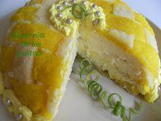 Les Desserts ZURRON: Pompe citron Chocolates, Citrus Recipes, Deserts, Make It Yourself, Baking, Fruit, Breakfast, Cook, Limeade Recipe