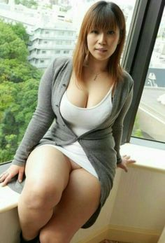 Japanese sexy thick curvy image