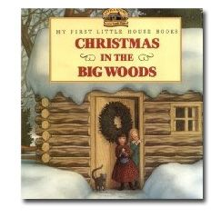 """{Perfect Book Pairing} The first three chapters of """"Christmas Stories"""" is the same tale as """"Christmas in the Big Woods."""" This makes it the perfect introduction to a chapter book. We read the picture book first, which the girls love. As we read the chapter book we'd go back to the picture book  as we read and review how the two tales compared. The girls quickly got excited about the tiny details that were offered only within the chapter book. Finally, I was able to see that light in their eyes, that passion for reading that I have been so desperately waiting for!"""