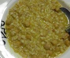 minestra d'orzo e ceci | Ricettario - Vorwerk Contempora