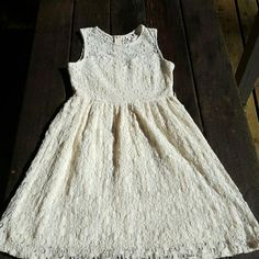 Tulle dress Very cute of white dress Tulle Dresses Mini