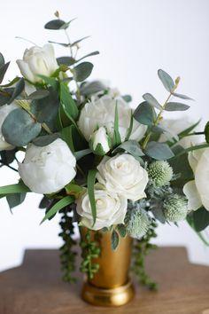 Jane Centerpiece – Something Borrowed Blooms Bridal Flowers, Flower Bouquet Wedding, Bridesmaid Bouquet, Floral Wedding, Wedding Colors, Wedding Centerpieces, Wedding Decorations, Anniversary Centerpieces, Anemone Bouquet