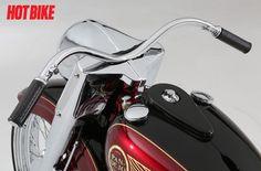 PanDejo - A Custom 2008 Harley-Davidson Panhead Softail | Hot Bike