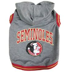 Pets First Florida State Hoodie >>> Tried it! Love it! Click the image. : Dog Apparel and Accessories