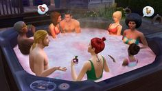 8 Reasons Hot Tubs in The Sims 4 Perfect Patio Stuff Are Awesome