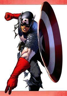 Captain America: Captain America #1 (2011)