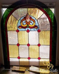 Kirchen, Painting, Art, Glass, Leaded Glass Windows, Stained Glass, Drinkware, Painting Art, Paintings