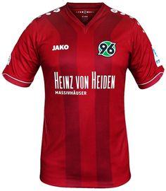 Hannover 96 2014-15 Jako Home