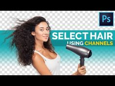 Photoshop Tips: Here's How to Select Hair and Move a Portrait Subject to Another Background (VIDEO) | Shutterbug