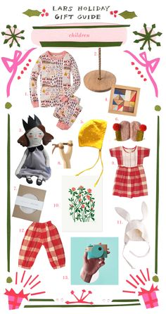 Holiday gift guide: children