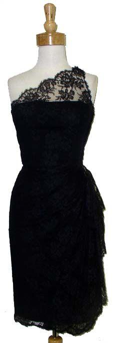 Stunning vintage cocktail dress