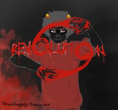 Revolution by Avrely.deviantart.com on @deviantART *w* Kan, I love you. Jenna, st9p that. You're beautiful. Y9u're triggering me. That's part of the plan.