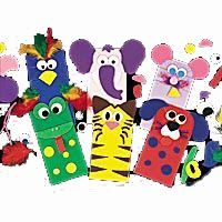 So very fun Paper Bag Puppets, Preschool Art, Kids Playing, Arts And Crafts, Au Pair, Grandparent, Grandkids, Sock, Pillow Cases