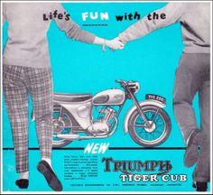 1958 Triumph Tiger Cub
