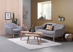 Sohvapöytä LEJRE 60x120 cm tammi €90