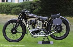 1929 Sunbeam Model 90 Road Racer