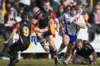 Bei www.TotalRugby.de kannst Du live dabei sein, wenn die Deutsche Rugby-Nationalmannschaft in Prag auf die Tschechen Auswahl trifft - (c) Jürgen Keßler