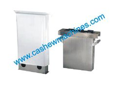 CASHEW KERNEL BULK POUCH PACKING SYSTEM   Get more details http://www.cashewmachines.com/cashew-kernels-vacuumagas-filling-machine.html