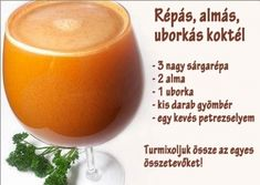 Health & nutrition tips: Carrot apple cucumber cocktail Best Smoothie Recipes, Good Smoothies, Healthy Cocktails, Healthy Juices, Yummy Drinks, Healthy Food Choices, Healthy Recipes, Clean Eating Recipes, Healthy Eating