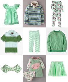 Green || The Little Style File || StyleSmaller