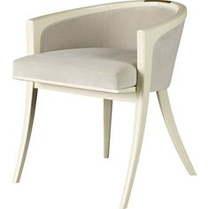 Baker Furniture : Diana Vanity Chair - 6139C : Thomas Pheasant : Browse Products