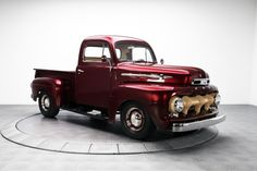 1952 Ford F1 PickUp Truck, years before start of famed and still ongoing F150 series.