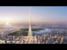 The Tower at Dubai Creek Harbour | Emaar - YouTube