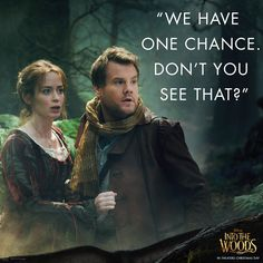 """You wish to have the curse reversed?"" #IntoTheWoods"