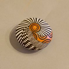 Sharon Lewis / Acoma Great polymer clay inspiration!