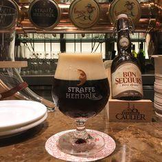 Straffe Hendrik Quadrupel. アルコール度数11% #bier #beer #belgianbeer