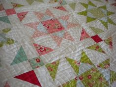 Craftsy Member Quilt Pattern - Shine Quilt - sashing info