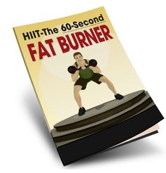 HIIT Fitness PLR – TOP PLR to 60-Second Fat Burner and Consists of Brief, High-Intensity Workouts Followed by a Short Recovery Period with Moderate Effort