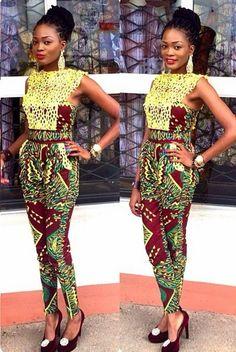 African Dresses Ankara Style