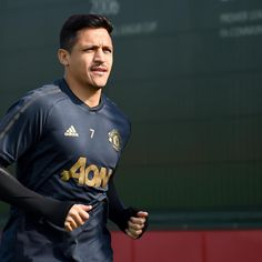 Alexis Sanchez and Nemanja Matic have been included in Manchester United 's travelling squad for their UEFA Champions League clash with Barcelona on Tuesday. Camp Nou, Alexis Sanchez Manchester United, Fifa, Lebron Kobe Jordan, Manchester United Training, Jesse Lingard, Knee Injury, Old Trafford, Man United