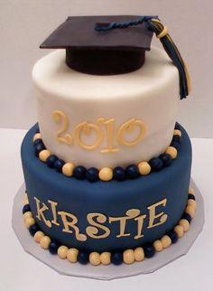 2010 Graduation Cake