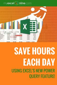 Free Excel Power Query & Data Cleansing Webinar That Will Transform Messy Data & Automate Your Reports Within MINUTES! | Learn Microsoft Excel Tips + Free Excel Tutorials & Cheat Sheets |  The Most In-Depth Excel Video Courses Online at http://myexcelonline.thinkific.com/