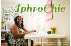 Career Profile on Jeanine Hays of Aphro Chic