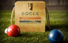 Regulation Bocce Set